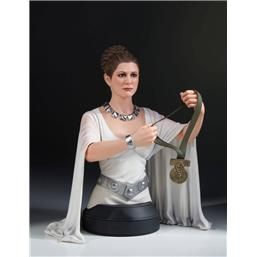 Star Wars A New Hope Bust 1/6 Leia Hero of Yavin 17 cm