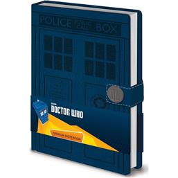 Doctor Who: Tardis A5 Notesbog