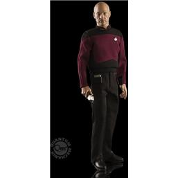Star Trek: Star Trek TNG Action Figure 1/6 Captain Jean-Luc Picard 30 cm