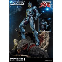 Guyver - The Bioboosted Armor: Guyver The Bioboosted Armor Statue & Bust Guyver I Ultimate Edition Set