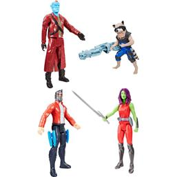 Guardians of the Galaxy Titan Hero Action Figures 30 cm 2017 Wave 2 4 pack