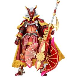 Monster Hunter: Monster Hunter X Vulcanlog Monhan Revo Action Figure Hunter Swordsman Kaiser X Series 16 cm