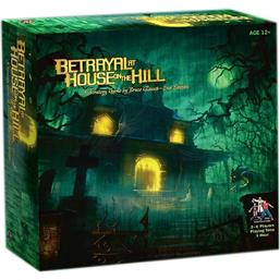 Avalon Hill: Avalon Hill Board Game Betrayal at House on the Hill 2nd Edition english
