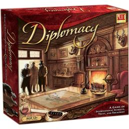 Avalon Hill: Avalon Hill Board Game Diplomacy english