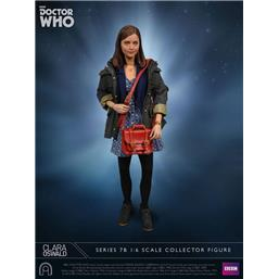 Doctor Who: Doctor Who Collector Figure Series Action Figure 1/6 Clara Oswald Series 7B 30 cm