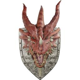 Dungeons & Dragons: Dungeons & Dragons Trophy Plaque Red Dragon (Foam Rubber/Latex) 81 cm
