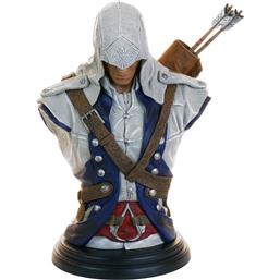 Assassin's Creed: Assassin's Creed Legacy Collection Bust Connor 19 cm