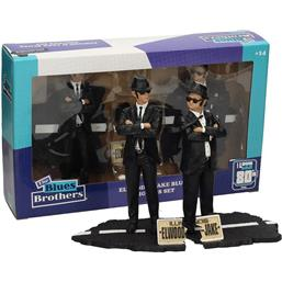 Blues Brothers: Blues Brothers Movie Icons Statue 2-Pack Jake & Elwood 18 cm