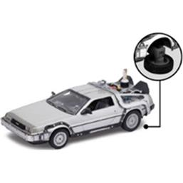 Back To The Future: Back to the Future II Diecast Model 1/24 ´81 DeLorean LK Coupe Fly Wheel
