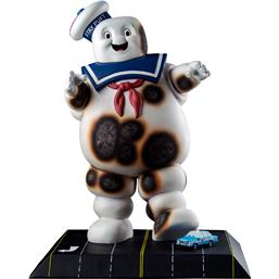 Ghostbusters: Ghostbusters Statue Stay Puft Burnt Variant 46 cm