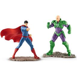 Justice League Figure 2-Pack Superman vs. Lex Luthor 10 cm