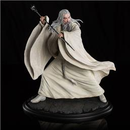 Hobbit: Hobbit The Battle of the Five Armies Statue 1/6 Saruman the White at Dol Guldur 35 cm