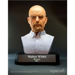 Breaking Bad: Breaking Bad Life-Size Bust Walter White 54 cm