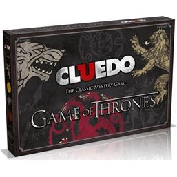 Game of Thrones Board Game Cluedo *English Version*