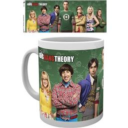 Big Bang Theory Cast Krus