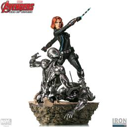 Black Widow Statue 1/6 36 cm