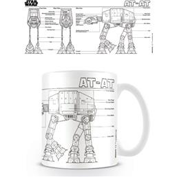Star Wars: AT-AT Sketch Krus