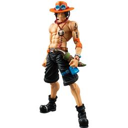 One Piece: One Piece Variable Action Heroes Action Figure Portgas D. Ace 18 cm