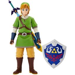 The Legend of Zelda Skyward Sword Deluxe Big Figs Action Figure Link 50 cm