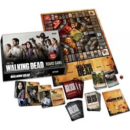 Walking Dead: Walking Dead Board Game TV Series *English Version*