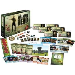 Walking Dead: Walking Dead Board Game The Best Defense *English Version*