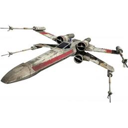 Star Wars: Star Wars IV A New Hope Diecast Modell X-Wing Starfighter Elite Edition 15 cm