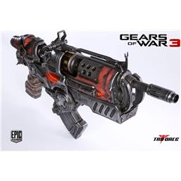 Gears Of War: Gears of War 3 Replica 1/1 Locust Hammerburst II 89 cm