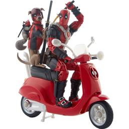 Marvel Legends Series Ultimate Action Figures 15 cm Deadpool with Scooter