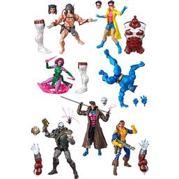 Marvel Legends Series Action Figures 15 cm X-Men 2019 Wave 1 7+1 pack