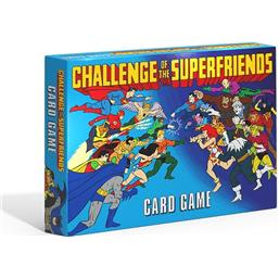 DC Comics: Challenge of the Super Friends Gryphon Card Game *English Version*