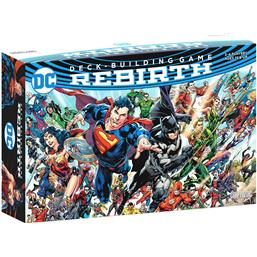 DC Comics: DC Comics Deck-Building Game Rebirth *English Version*