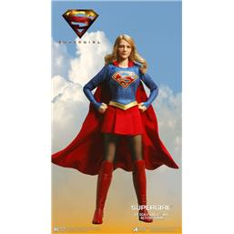 DC Comics: Supergirl Real Master Series Action Figure 1/8 Supergirl 23 cm