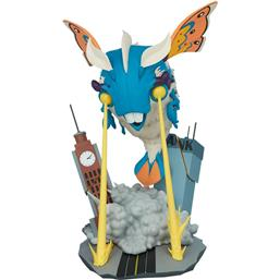 Diverse: Invasion of BeheMOTH! PVC Statue 20 cm