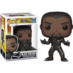 Black Panther: Black Panther POP! Movies Figur (#273)