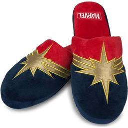 Captain Marvel: Captain Marvel Slippers