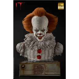 It: Stephen King's It Life-Size Bust Pennywise 71 cm