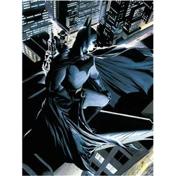 Batman Watcher Indrammet Plakat