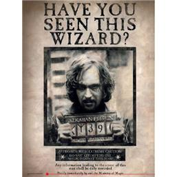 Harry Potter: Sirius Black Indrammet Plakat