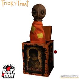 Trick R Treat Burst-A-Box Music Box Sam 36 cm