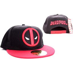 Deadpool: Marvel Baseball Cap Deadpool Logo