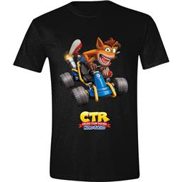 Crash Bandicoot: Crash Team Racing T-Shirt Crash Car