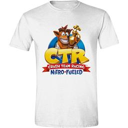 Crash Bandicoot: Nitro Fueled Logo T-Shirt