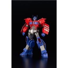 Transformers Furai Model Plastic Model Kit Optimus Prime IDW Ver. 16 cm