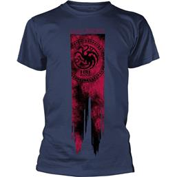 Targaryen Flag Fire & Blood T-Shirt