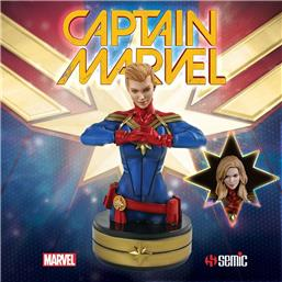 Captain Marvel: Captain Marvel Bust Captain Marvel 20 cm
