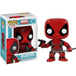 Deadpool: Deadpool POP! Bobble-Head Vinyl Figur (#20)
