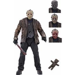 Freddy vs. Jason Ultimate Action Figure Jason Voorhees 18 cm
