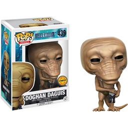 Doghan Daguis POP! Movie Vinyl Figur (#439) - CHASE B
