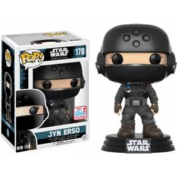 Jyn Erso 2017 Fall Convention Exclusive POP! Vinyl Bobble-Head (#178)