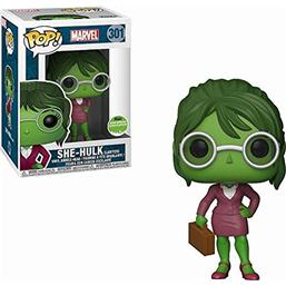 Marvel: She-Hulk Lawyer POP! Marvel Vinyl Figur (#301)